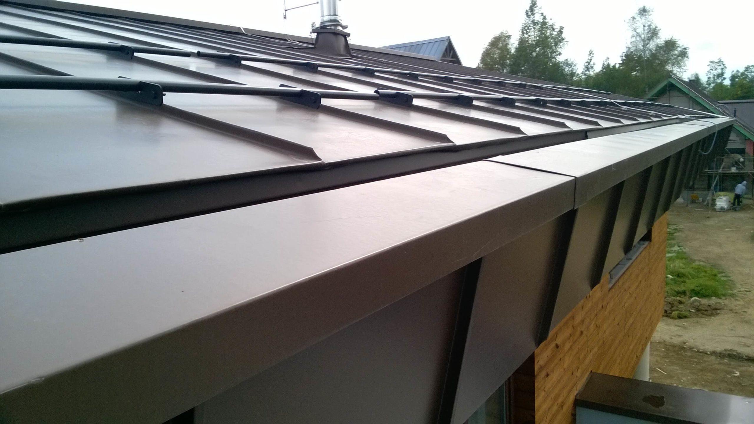 falcovana strecha